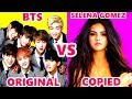 STOLEN KPOP SONGS - BTS AND MORE - ORIGINAL VS COPIED