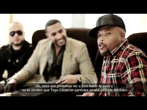 Entrevista Exclusiva Don Omar Presenta Meet The Orphans [1/3][HD]