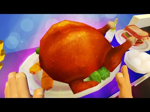 HAPPY THANKSGIVING IN VIRTUAL REALITY! - Order Up VR HTC Vive