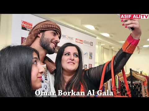 The Most Beautiful Man On Earth, Omar Borkan Al Gala