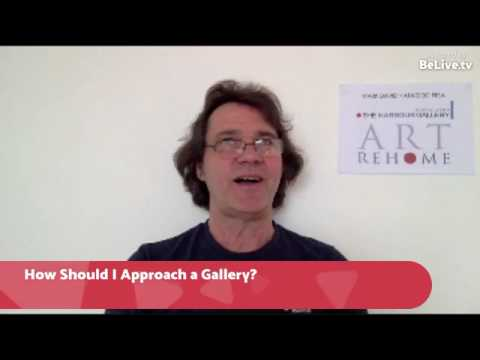Mark David Hatwood FRSA - Artist & Gallery: A Modern Partnership