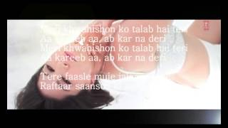 Pink Lips Full Lyrics Video Song   Sunny Leone   Hate Story 2   Meet Bros Anjjan, Khushboo Grewal