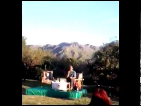 ERKS Charla de Richard González en Capilla del Monte