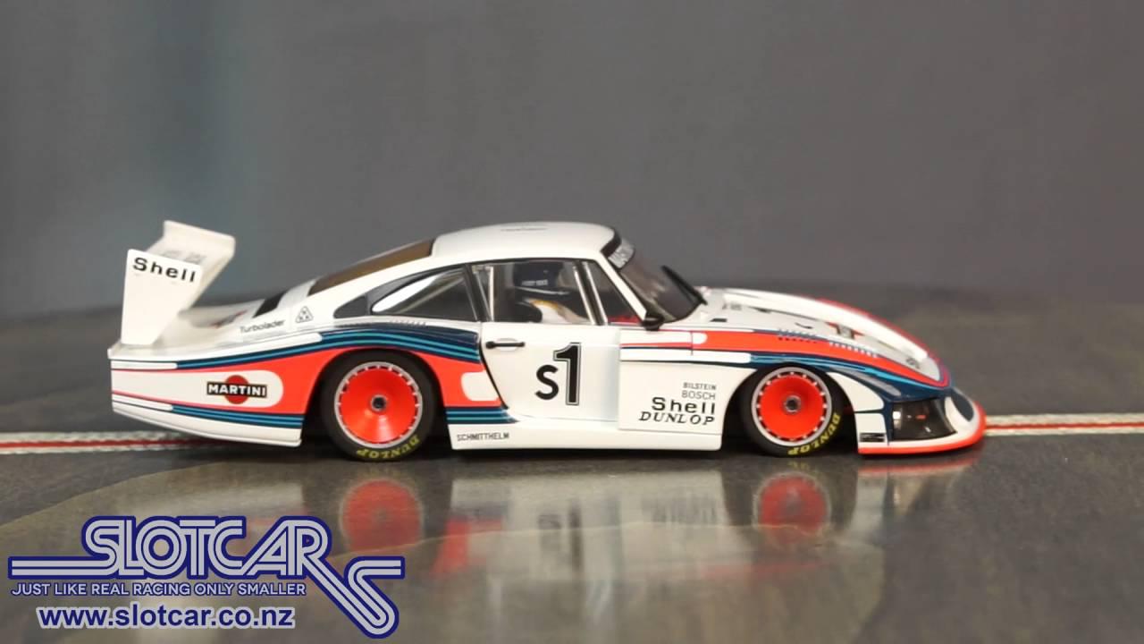 Sideways Slot Car Porsche Moby Dick 935 78 Group 5 1 Martini