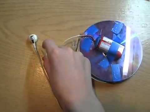 Как сделать металлоискатель из
