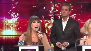 Showmatch 2014 - Pachano bailó como un duende y se emocionó