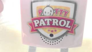 Potty Patrol Alarm Diapers