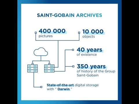 International Archives Day: video facts about Saint-Gobain's archives