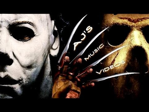 Jason Voorhees | Michael Myers | Freddy Krueger feat. Enter Sandman by ...