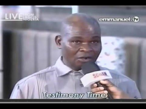 SCOAN 25/10/15: Nigeria Oil Worker Helicopter Crash Survivor Testimony. Emmanuel TV
