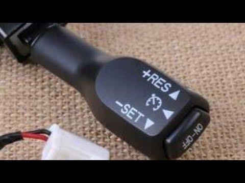 toyota auris hız sabitleyici montajı - youtube