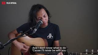 Your Beautifull James Blunt [ Lyrics ] Felix Cover