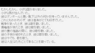 Google Translate reading: 日本語, English, Русский.(, 2012-05-09T21:49:33.000Z)