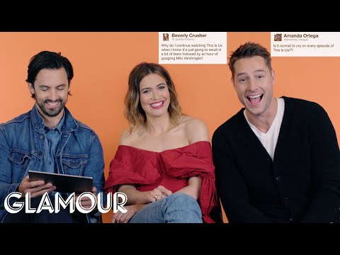 """The Cast of """"This Is Us"""" Gives Advice to Strangers on the Internet 