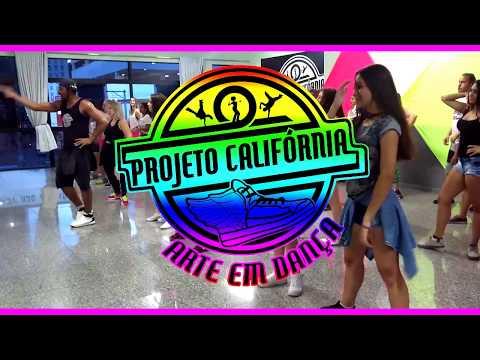 Vai Malandra - Anitta e Mc Zaac  Projeto Califórnia Arte em Dança