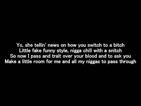 Busta Rhymes  Gimme Some More dirty  instrumental with lyrics