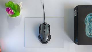 Logitech G300 Gaming Mouse Review !!