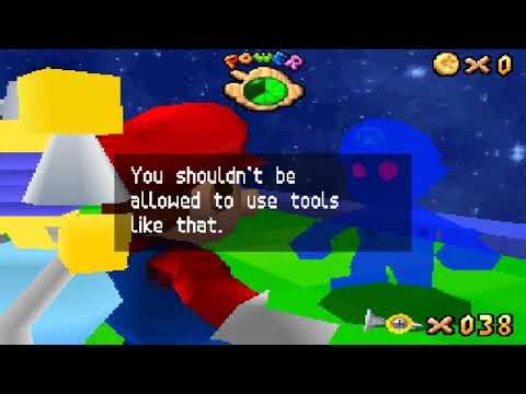 Super Mario Sunshine DS v0.4 - Part 1 (Bianco Hills 100%)