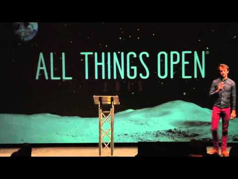 All Things Open 2015 | Lightning Talks, Hosted by Opensource.com