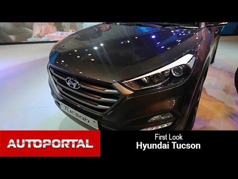 Hyundai Tucson First Look - AutoPortal