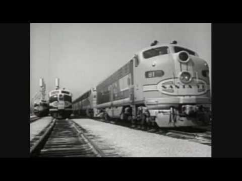 Atchison, Topeka and The Santa Fe - Henry Mancini - 1966