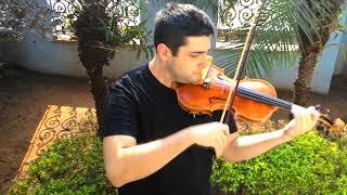 White Mustang - Lana Del Rey (Violin Cover By Miguel Lázaro)