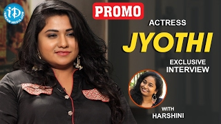 actress jyothi exclusive interview promo talking movies with idream