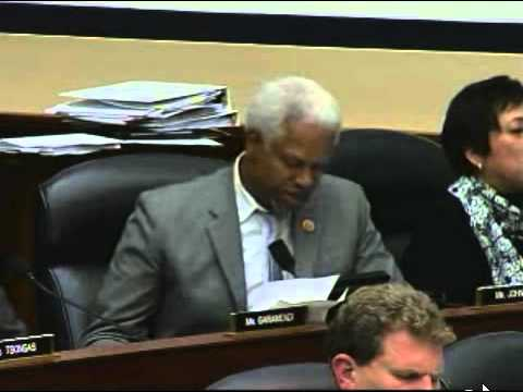 Rep. Hank Johnson (D-GA) Addresses HASC Regarding Bahrain Stability and the US Naval Fifth Fleet