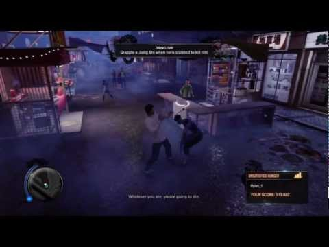 Sleeping Dogs DLC: Nightmare in North Point Walkthrough HD - Part 1 [No Commentary]