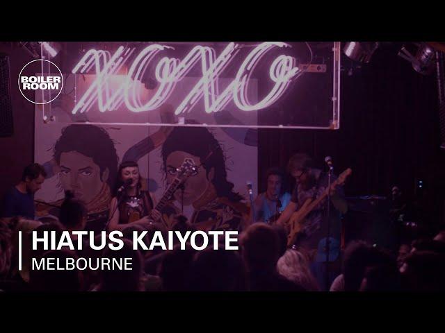 Hiatus Kaiyote RBMA x Boiler Room Present: Chronicles 001 Live Set