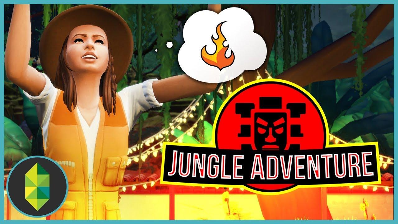 cursing others jungle adventure part 7 youtube. Black Bedroom Furniture Sets. Home Design Ideas