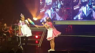 TAWANG-TAWA AKO! Super Tekla at Donita Nose nagpagalingan sa Oh Boy Oh Lol Concert