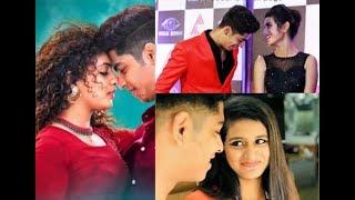 Oru Adaar Love Priya Prakash Varrier, Roshan Abdul Rahoof, Noorin Sheeref Rare Pictures    Romantic