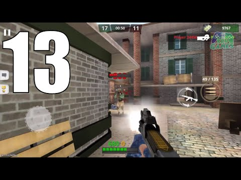 Special Ops: Gun Shooting - Online FPS War Game Android Gameplay #13