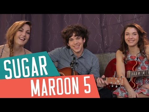 SUGAR - Maroon 5 (Adam Levine) - Acoustic...