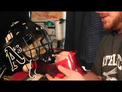 "How to Change a ""Dangler"" Throat Guard"