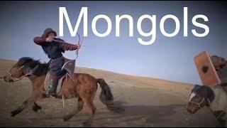 Mongolian Horse Archers