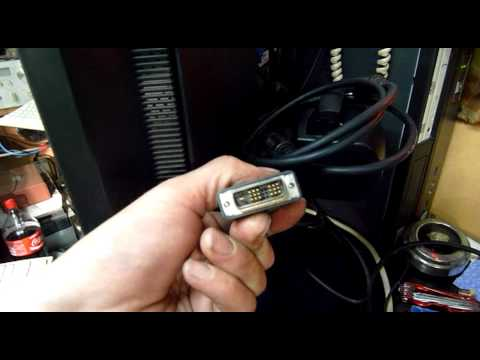 Scrap Find Sony TFT LCD Monitor Test