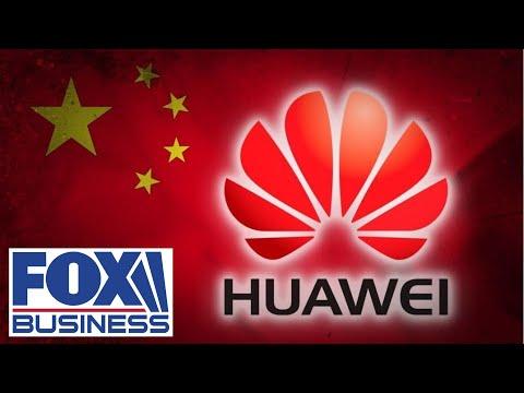 Maria Bartiromo presses Huawei exec on 'back door' allegations