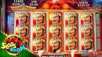 KONAMI SLOTS BIG WINS !!! HITS & BONUS !!! 2c Video Slots in San Manuel Casino