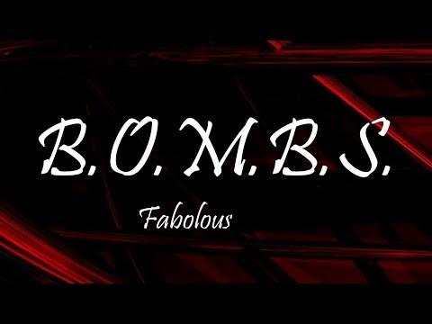 Fabolous - B.O.M.B.S. (Lyrics)