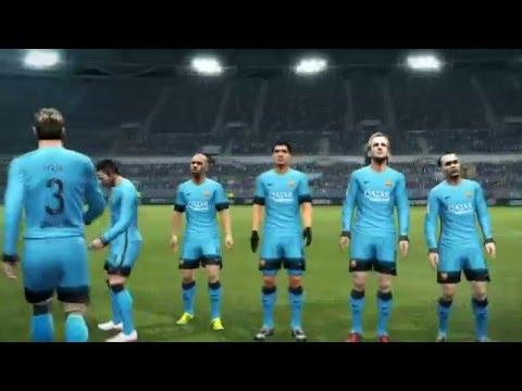 Final Mundial de Clubes l Sport x Barcelona l PES 2013