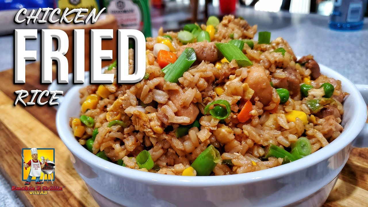 Chicken Fried Rice Recipe | Easy Meals