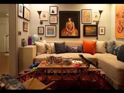 DIY Cozy living room decorating ideas - YouTube