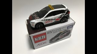 Tomica Aeon exclusive! Mazda CX-5 safety car unboxing and review!