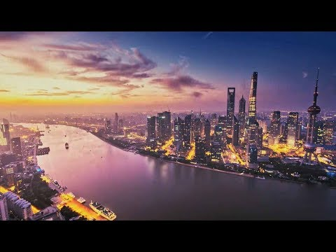 Episode 6 of Bird's-eye China: Shanghai, a gateway to the wo