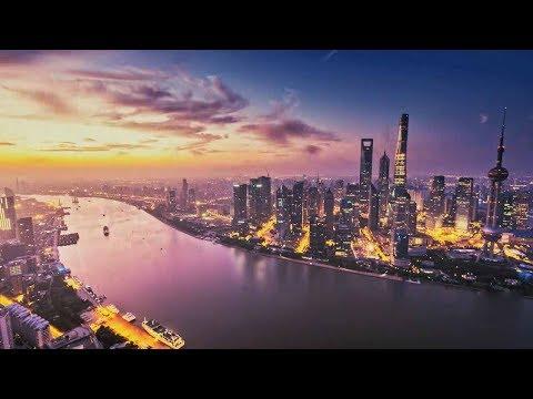 Episode 6 of Bird's-eye China: Shanghai, a gateway to the world