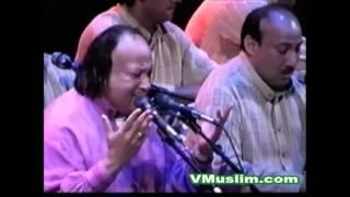 bujhi huwi shama ka dhuan hoon nusrat fateh ali khan