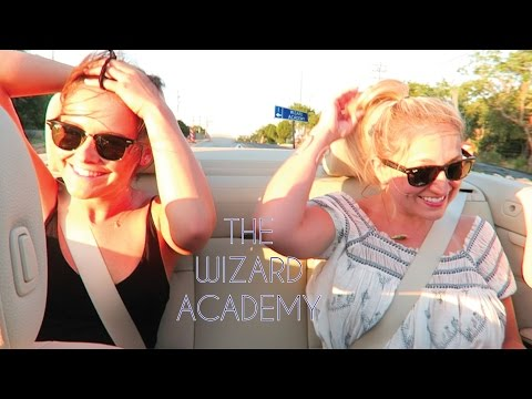 THE WIZARD ACADEMY feat. Nathan Parsons