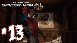 The Amazing Spider-Man 2 - Gameplay Walkthrough - Part 13 (HD) - My Ally, My Enemy!